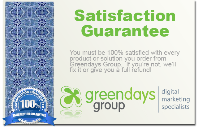 greendays guarantee - About