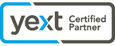 Yext Certified Partner Large - We Power Opportunity Through Unparalleled Smart Online Marketing
